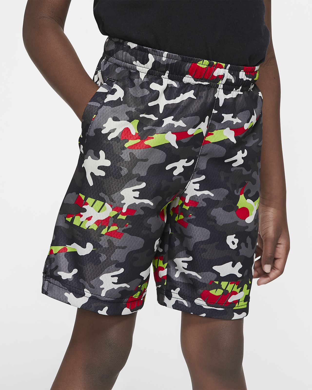Nike Dri-FIT Little Kids' Shorts
