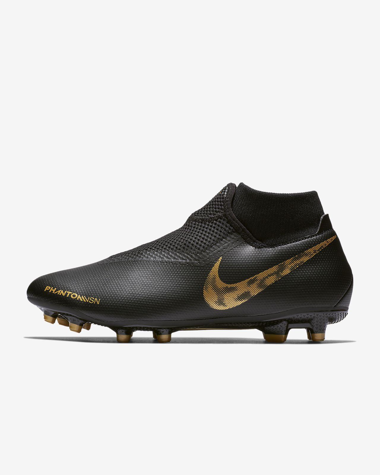 Chuteiras de futebol multiterreno Nike PhantomVSN Academy Dynamic Fit MG 3929292c63381