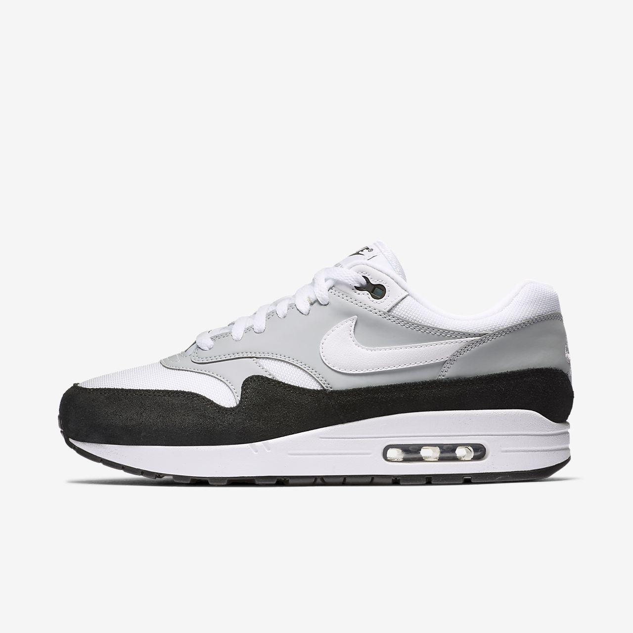 198cc25602c ... black cool grey 774ab 0a8f6  discount code for nike air max 1 mens shoe  125fd ff4b6