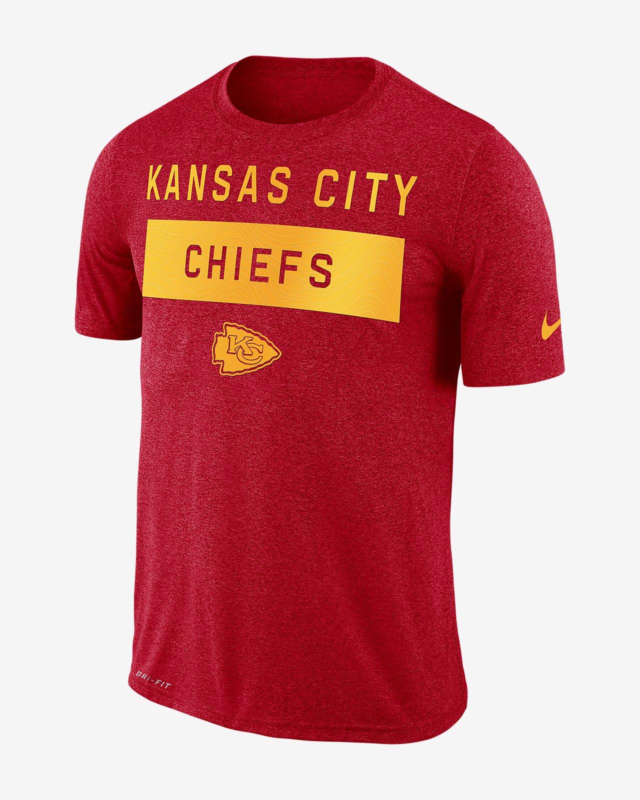 d1484f5b Nike Legend Lift (NFL Chiefs) Men's T-Shirt. Nike.com
