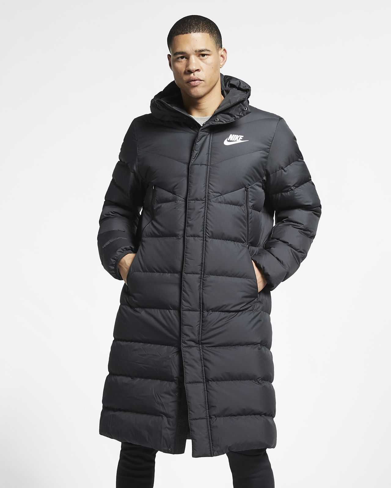 9a3cc2189 Nike Sportswear Windrunner Down-Fill Men's Hooded Parka