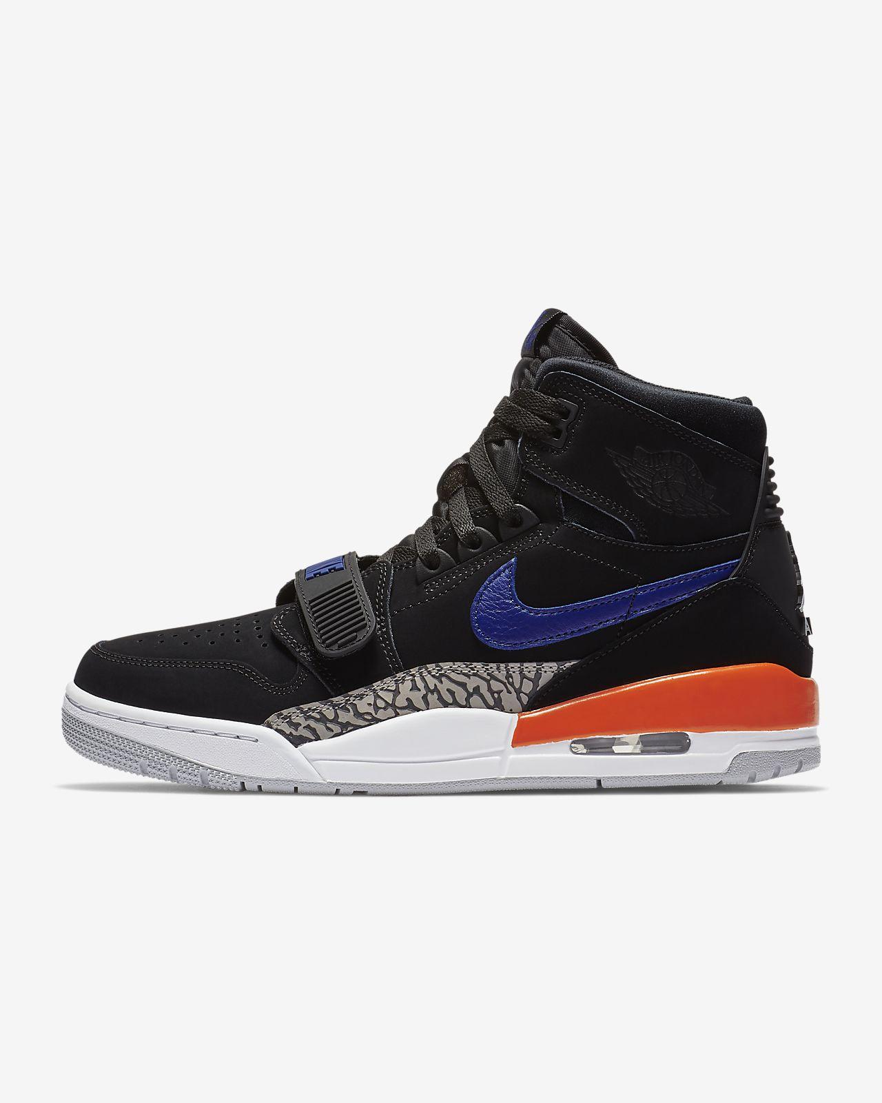 Nike Air Jordan Legacy 312 Chaussure Vente flash Homme BlancPoil de carotte