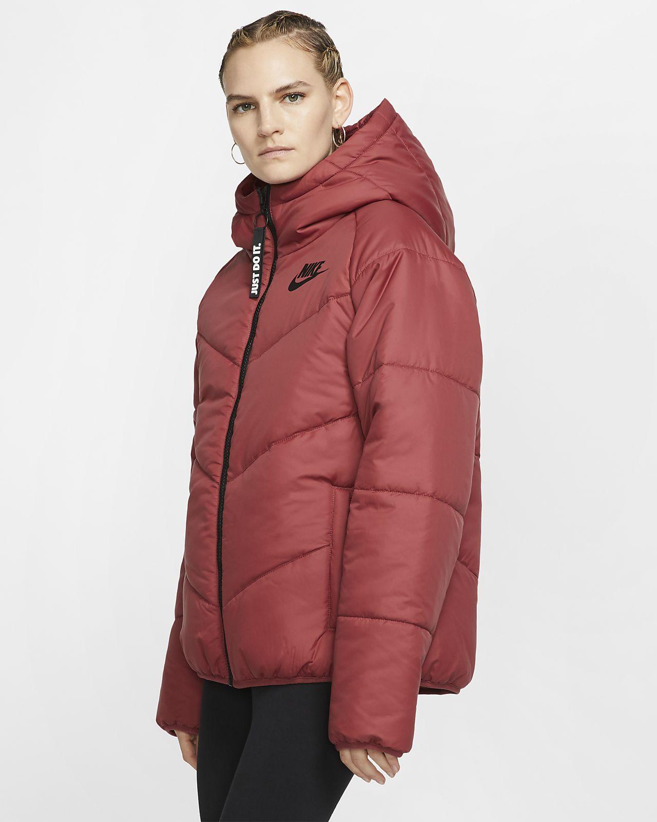 Nike Sportswear Windrunner jakke med hætte til kvinder