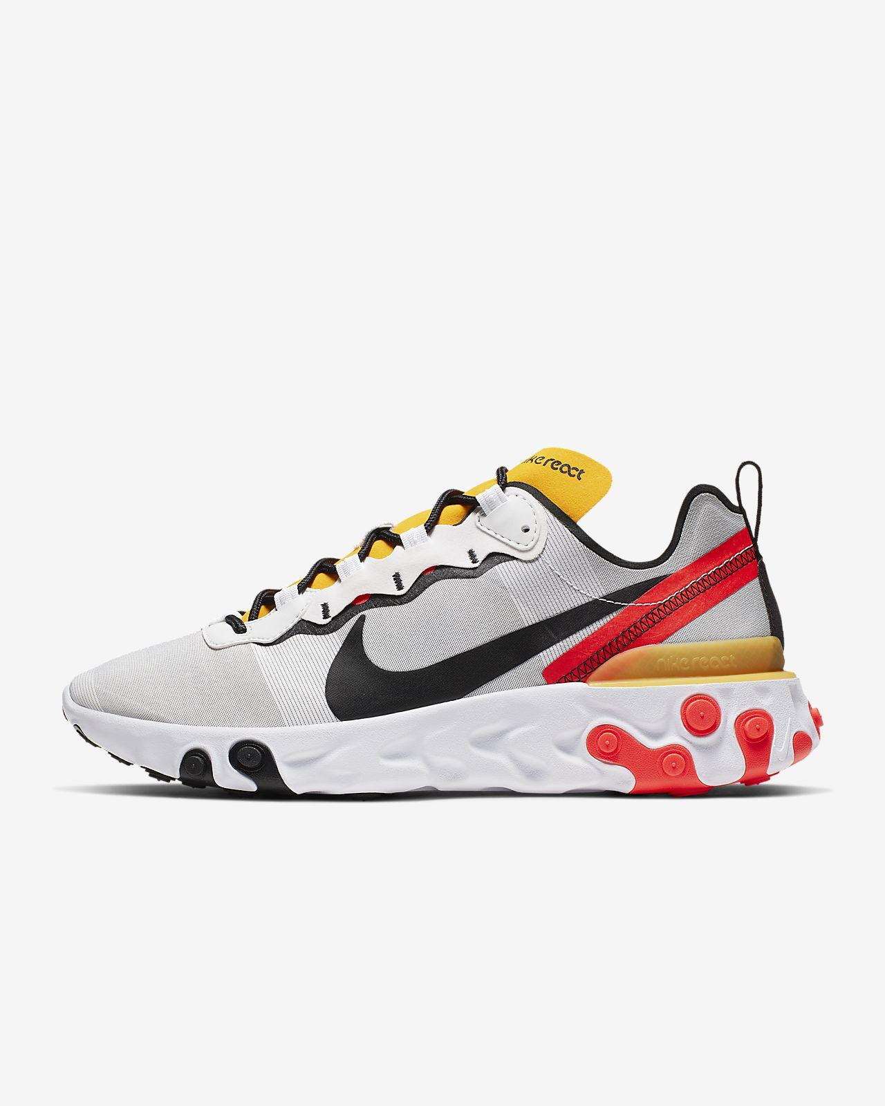 รองเท้าผู้ชาย Nike React Element 55