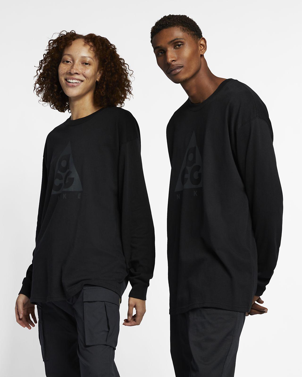 Långärmad t-shirt Nike ACG