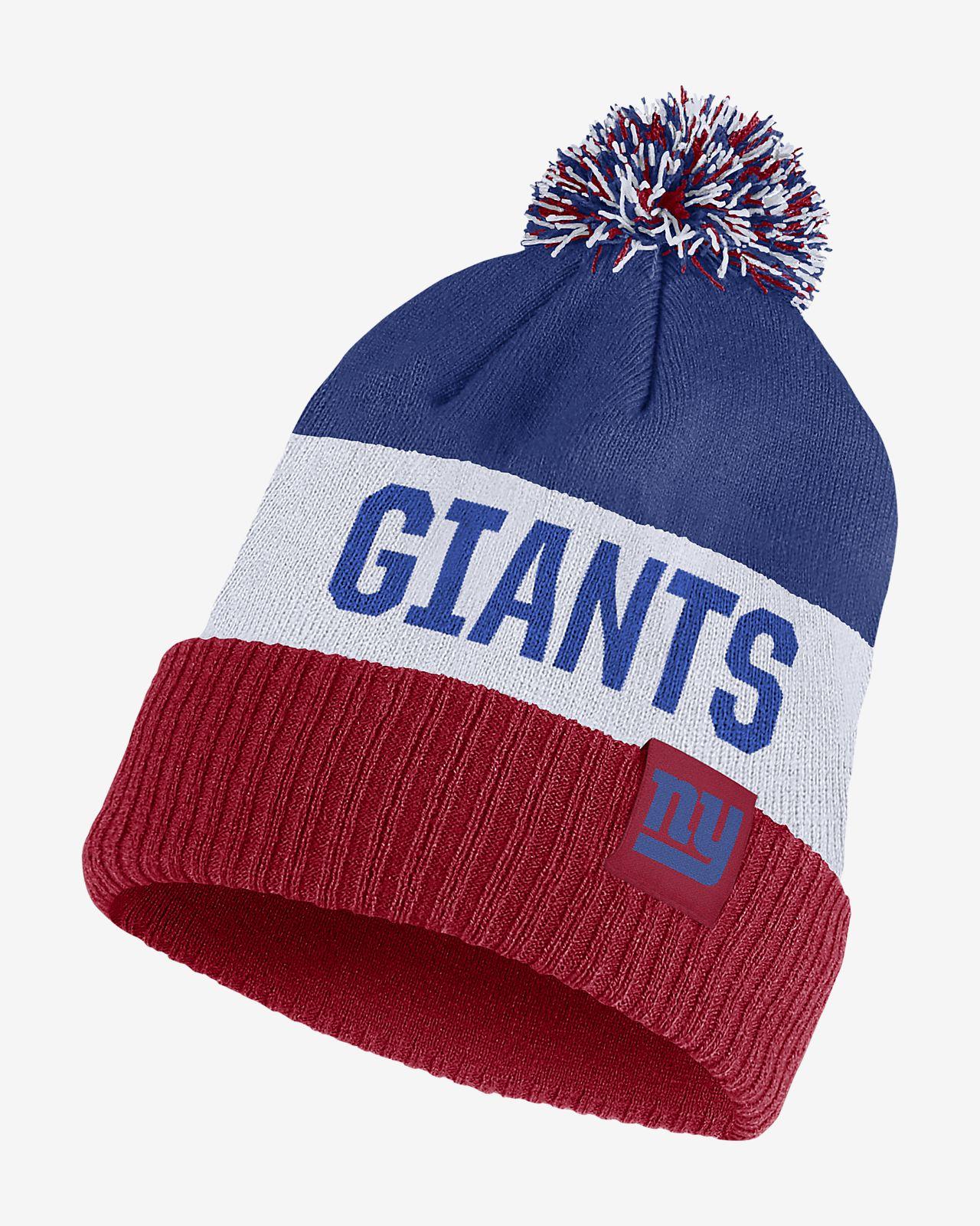 Gorro Nike (NFL Giants)