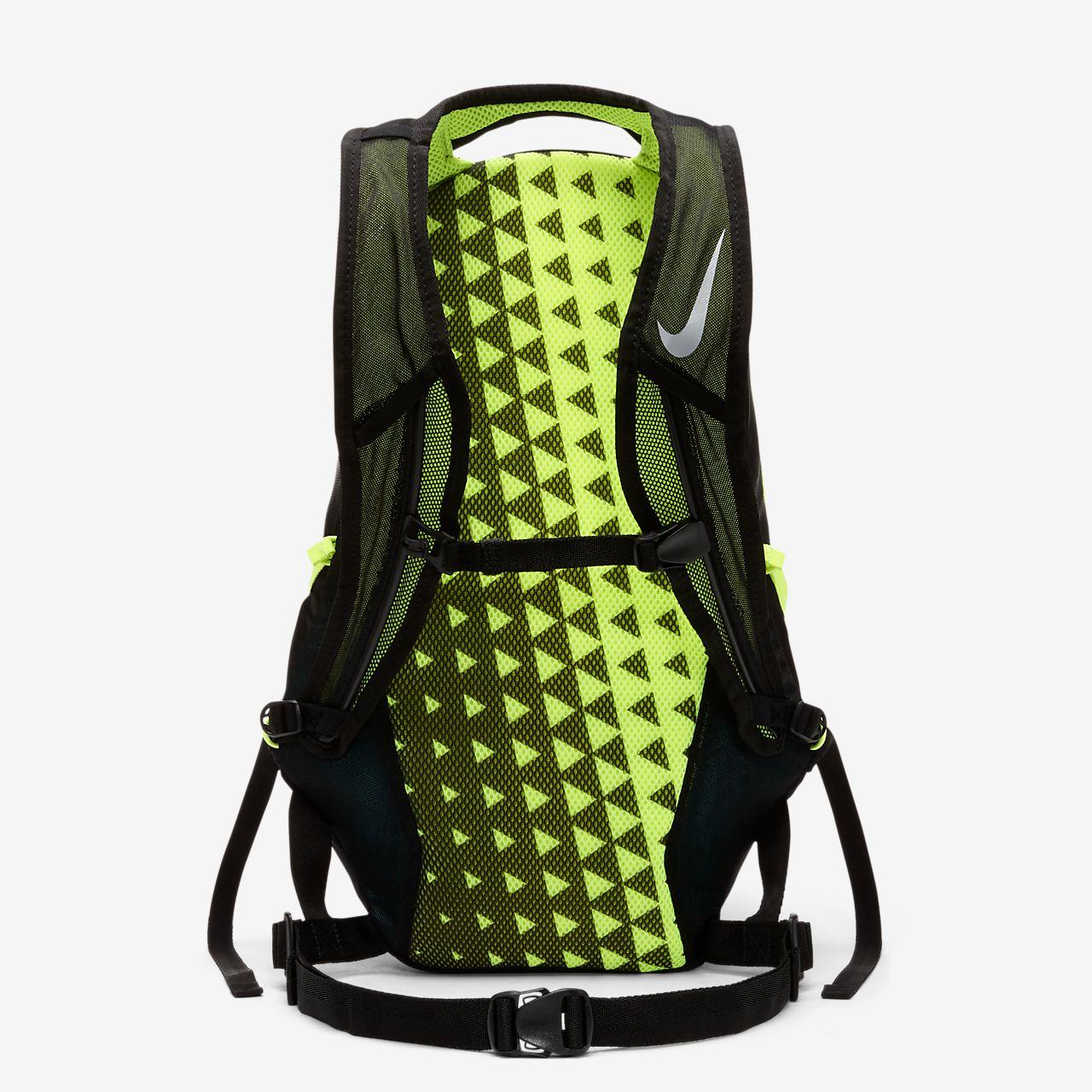 nike green backpack