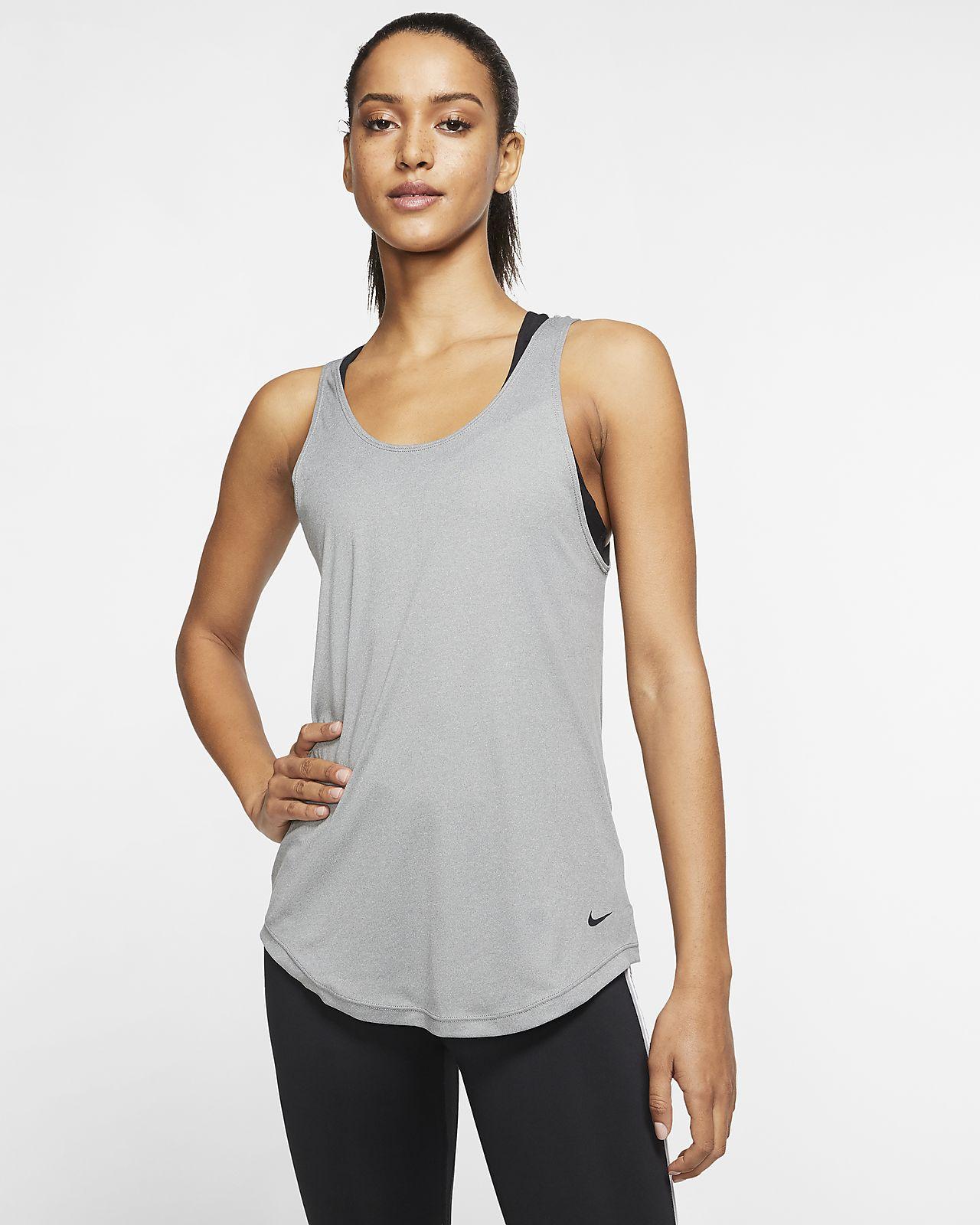 Nike Dri FIT Trainingstanktop für Damen