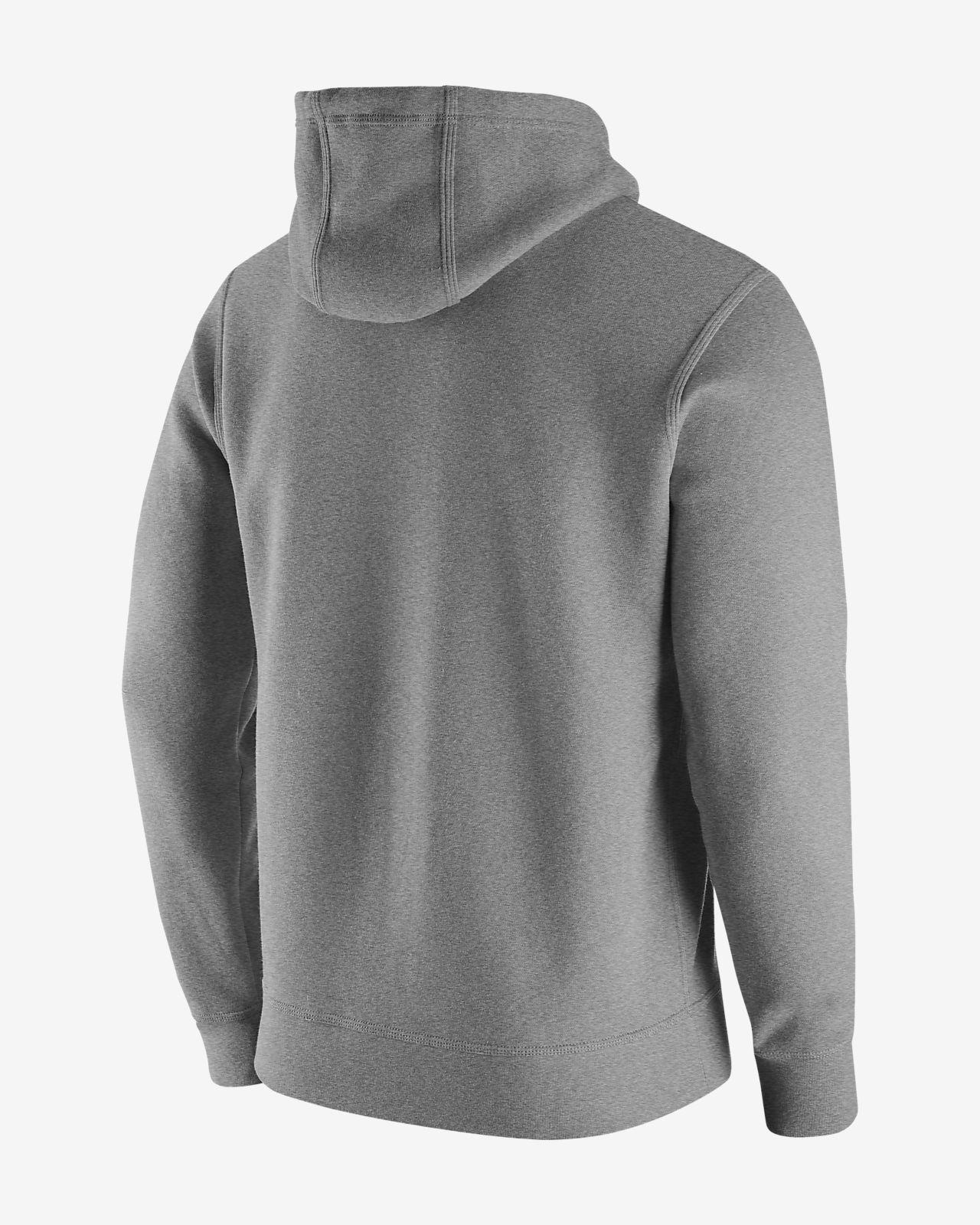 brand new ab80d 52648 Nike Club Fleece (NFL Chargers) Men's Fleece Pullover Hoodie