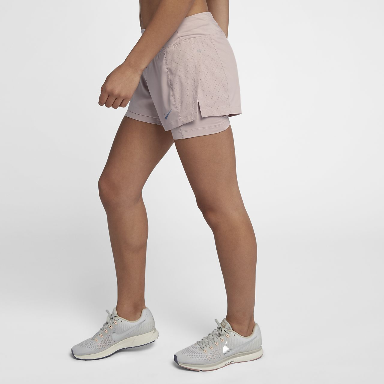 ... Nike Eclipse Women's 2-in-1 Running Shorts