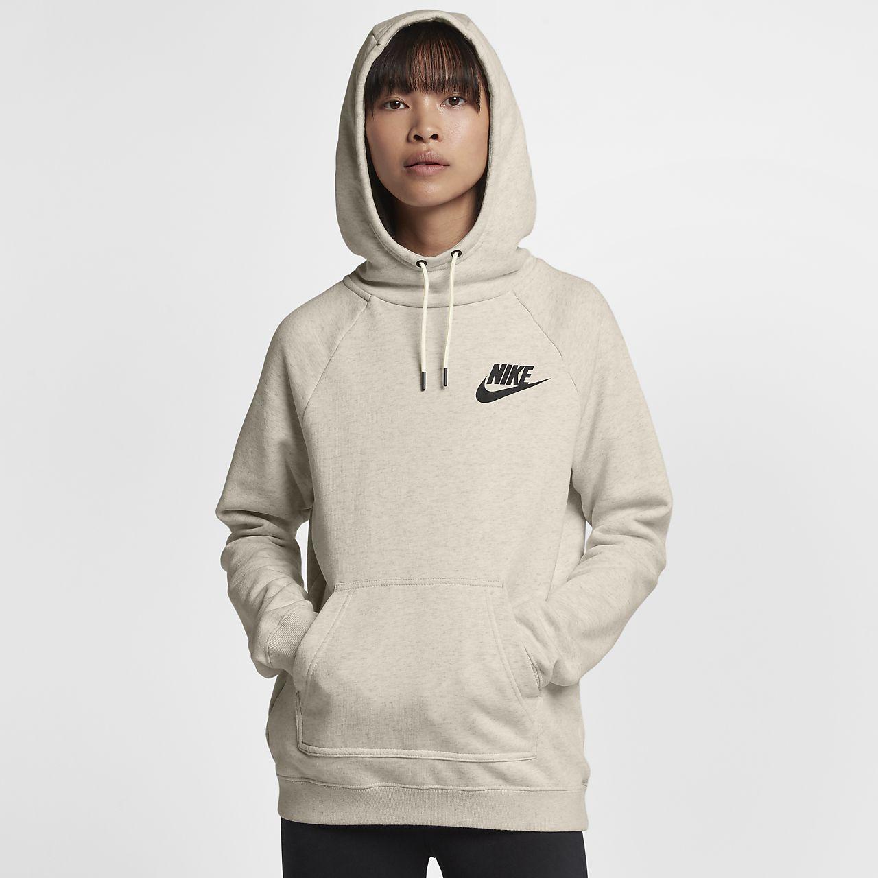 ... Nike Sportswear Rally Women's Fleece Hoodie