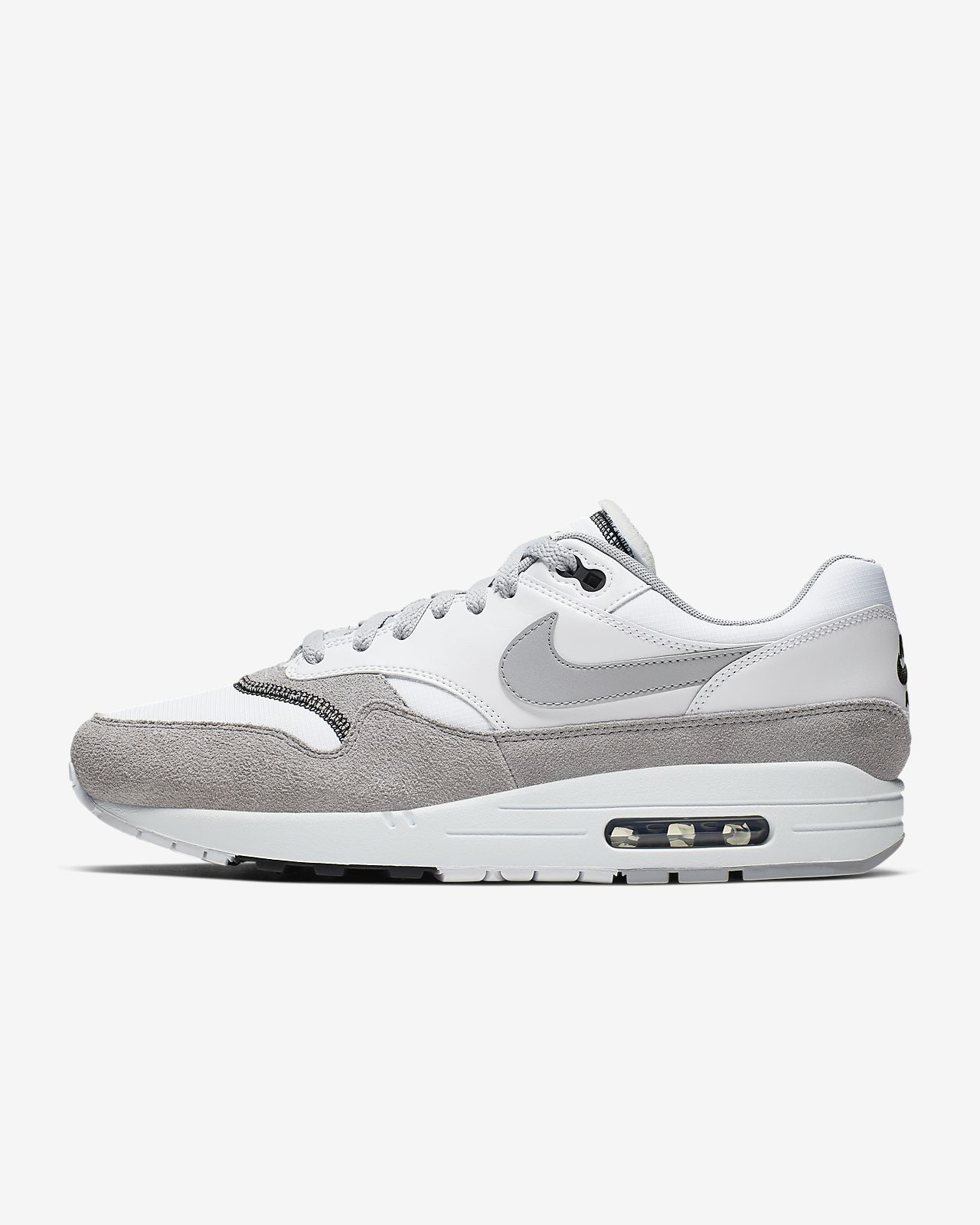 photos officielles 78c59 a6f7a Nike Air Max 1 Men's Shoe