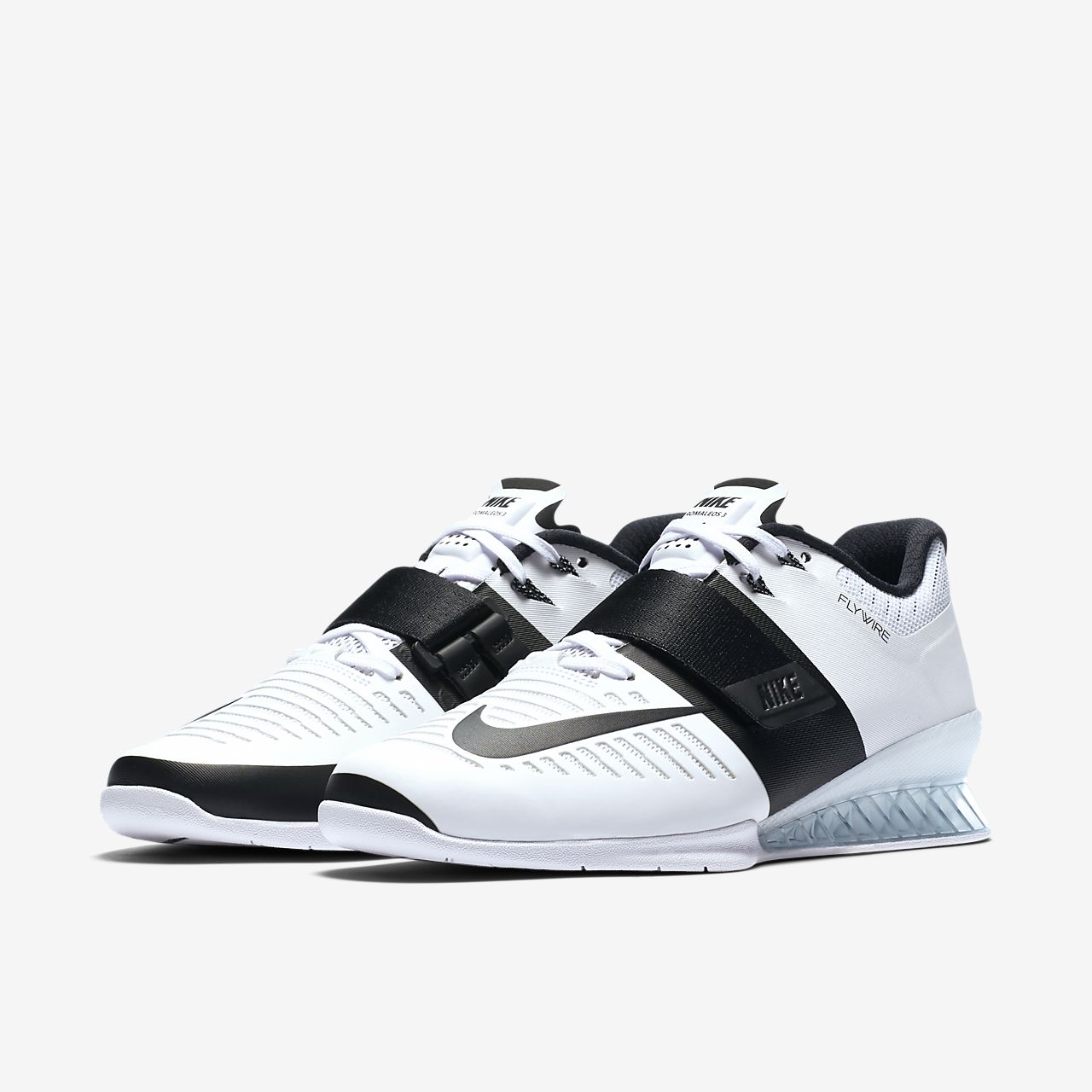 Nike Romaleos 3 White Black 878557100