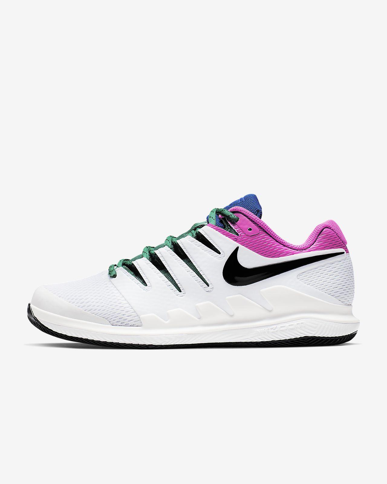 81d139bf41b NikeCourt Air Zoom Vapor X Men s Hard Court Tennis Shoe. Nike.com DK
