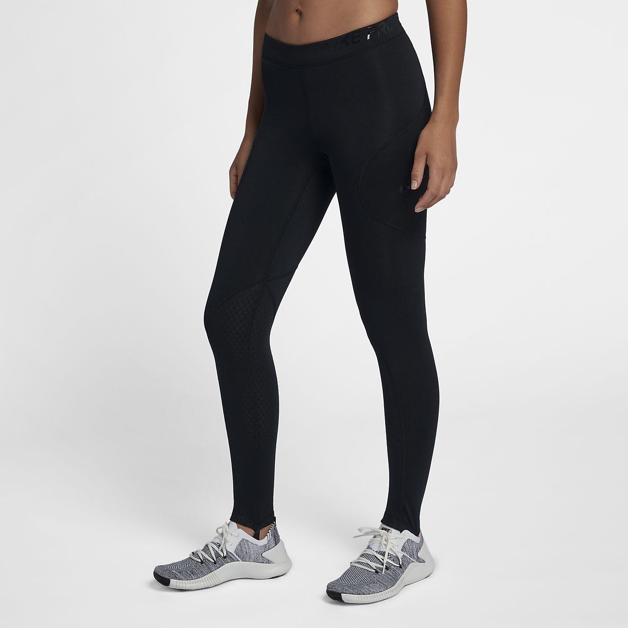 Nike Pro HyperWarm-tights til kvinder