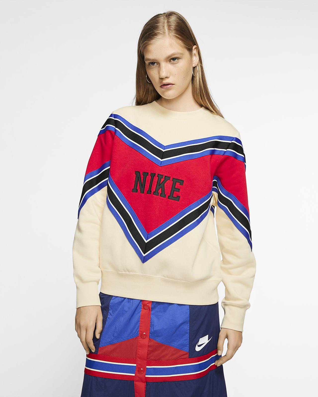 Haut en tissu Fleece Nike Sportswear NSW pour Femme