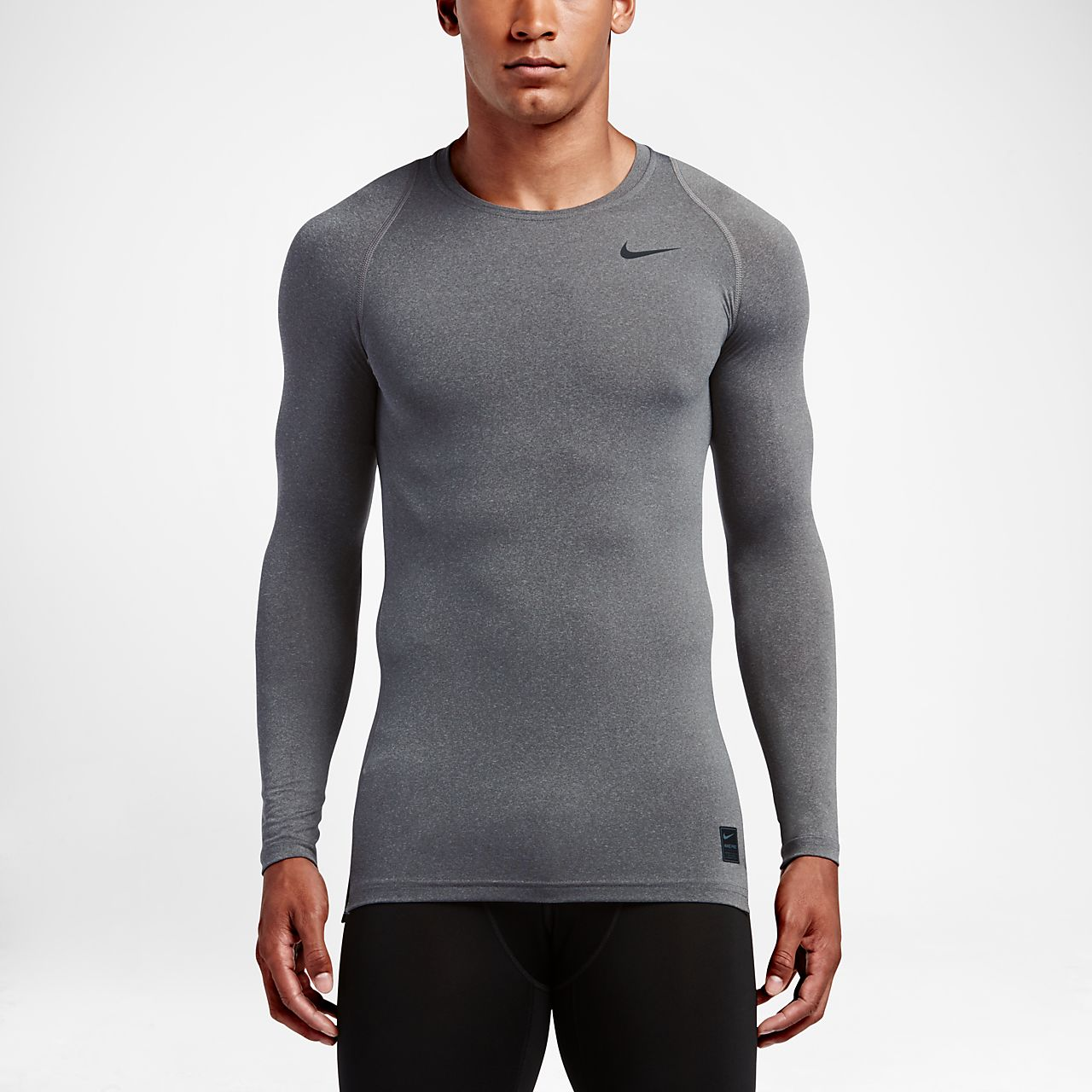 ... Nike Pro Men's Long-Sleeve Training Top