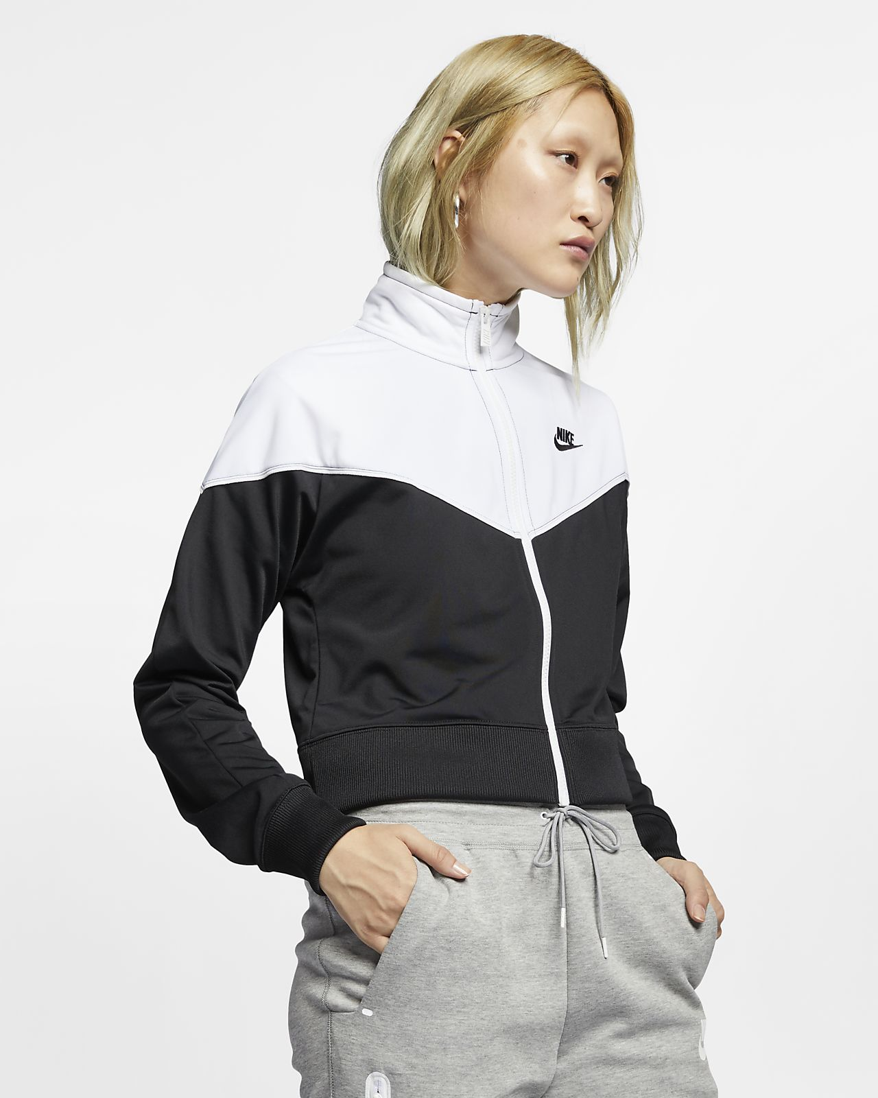 Veste en maille Nike Sportswear Windrunner pour Femme