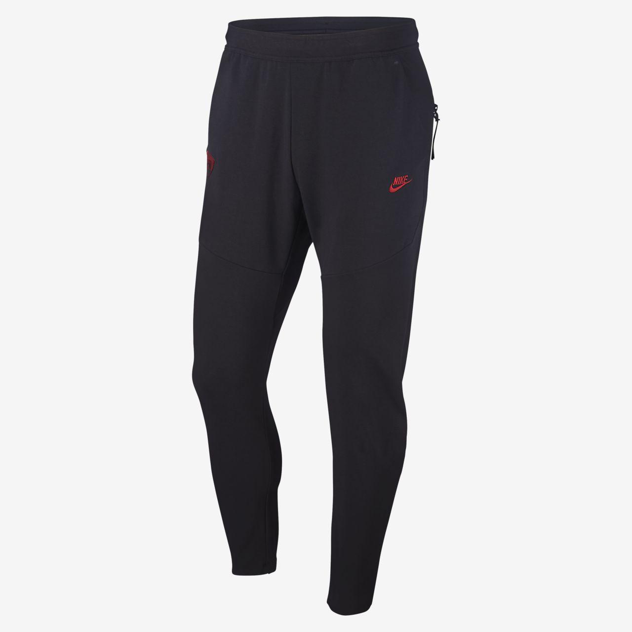 Pantalon A.S. Roma Tech Pack pour Homme