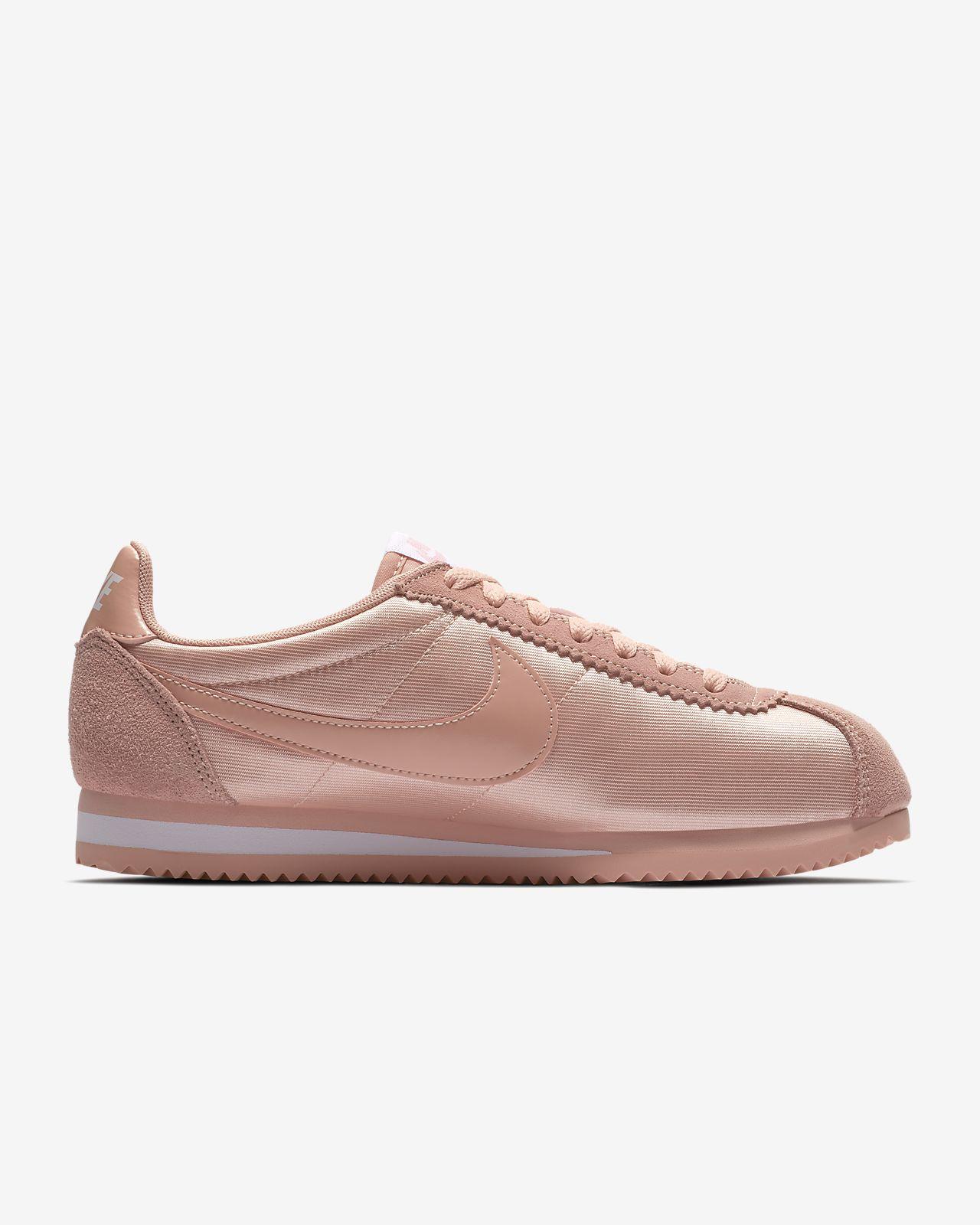 Nike Classic Cortez Nylon Womens Shoe