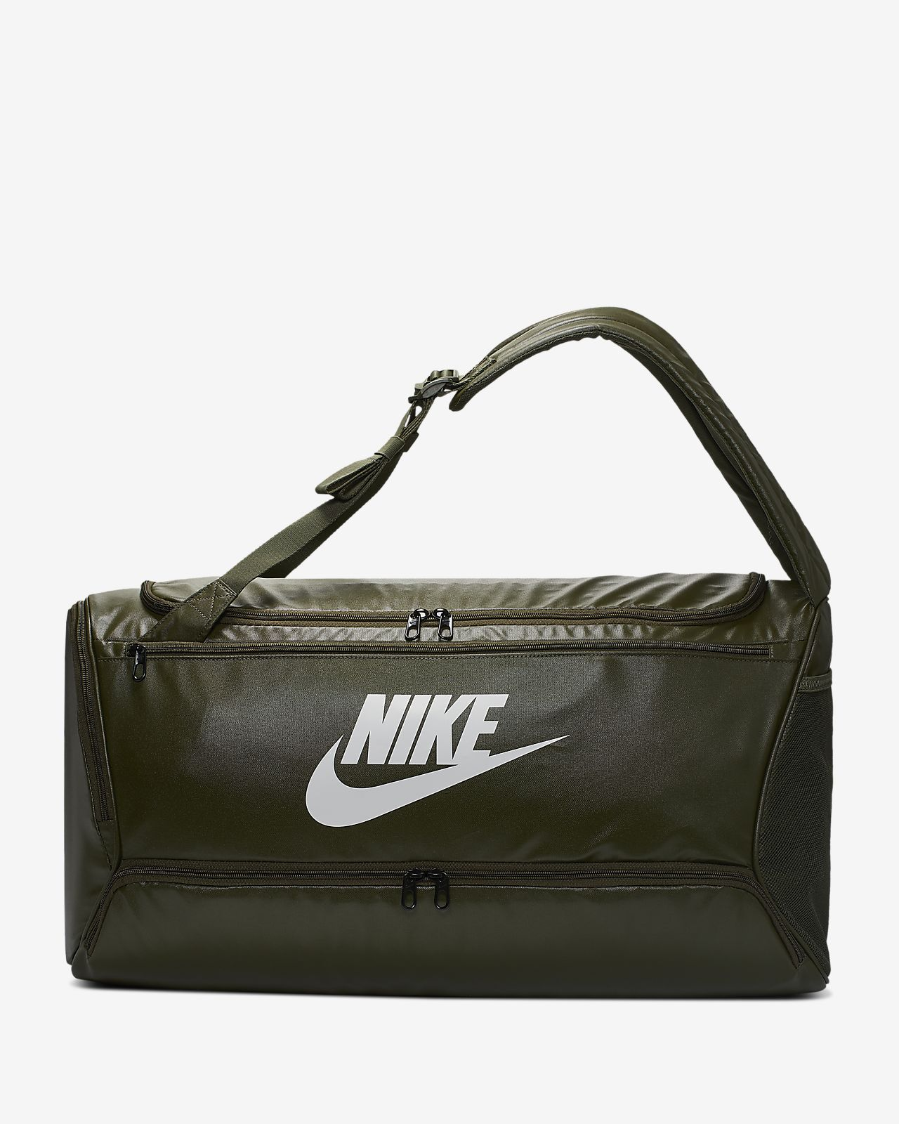 Mochila/bolso de lona de entrenamiento convertible Nike Brasilia