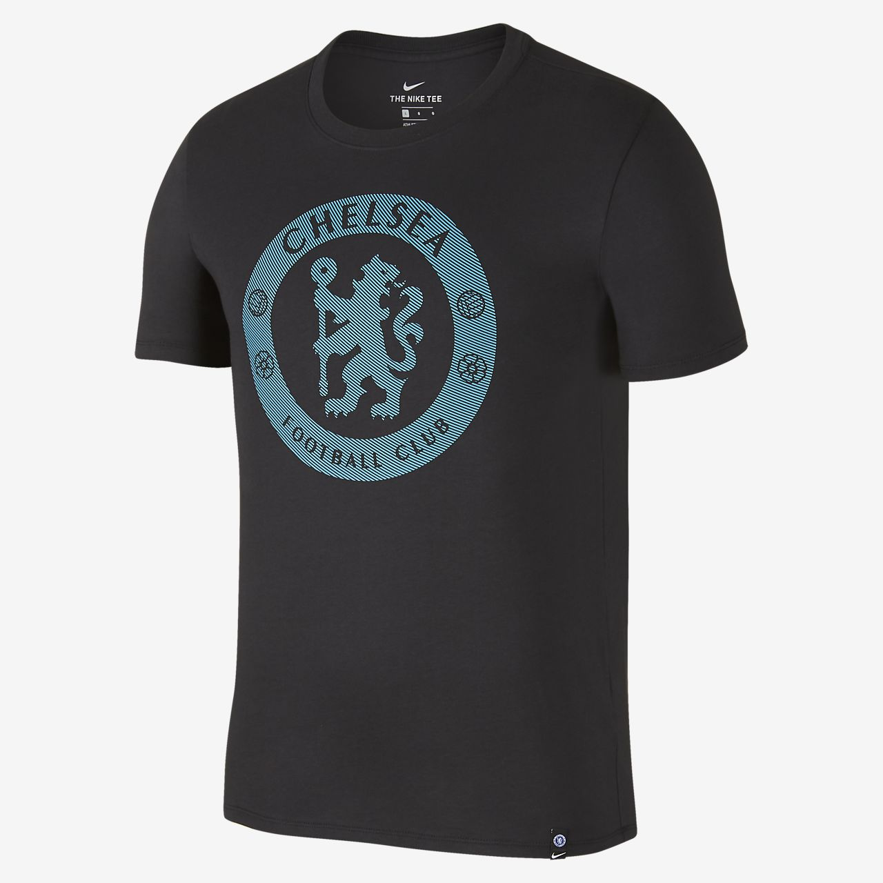 Chelsea FC Crest Men's T-Shirt
