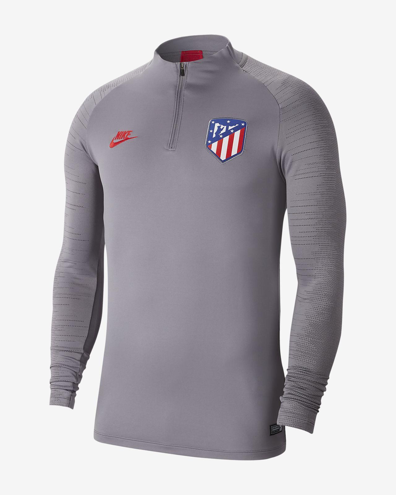 Pánské fotbalové tréninkové tričko Nike Dri-FIT Atlético de Madrid Strike