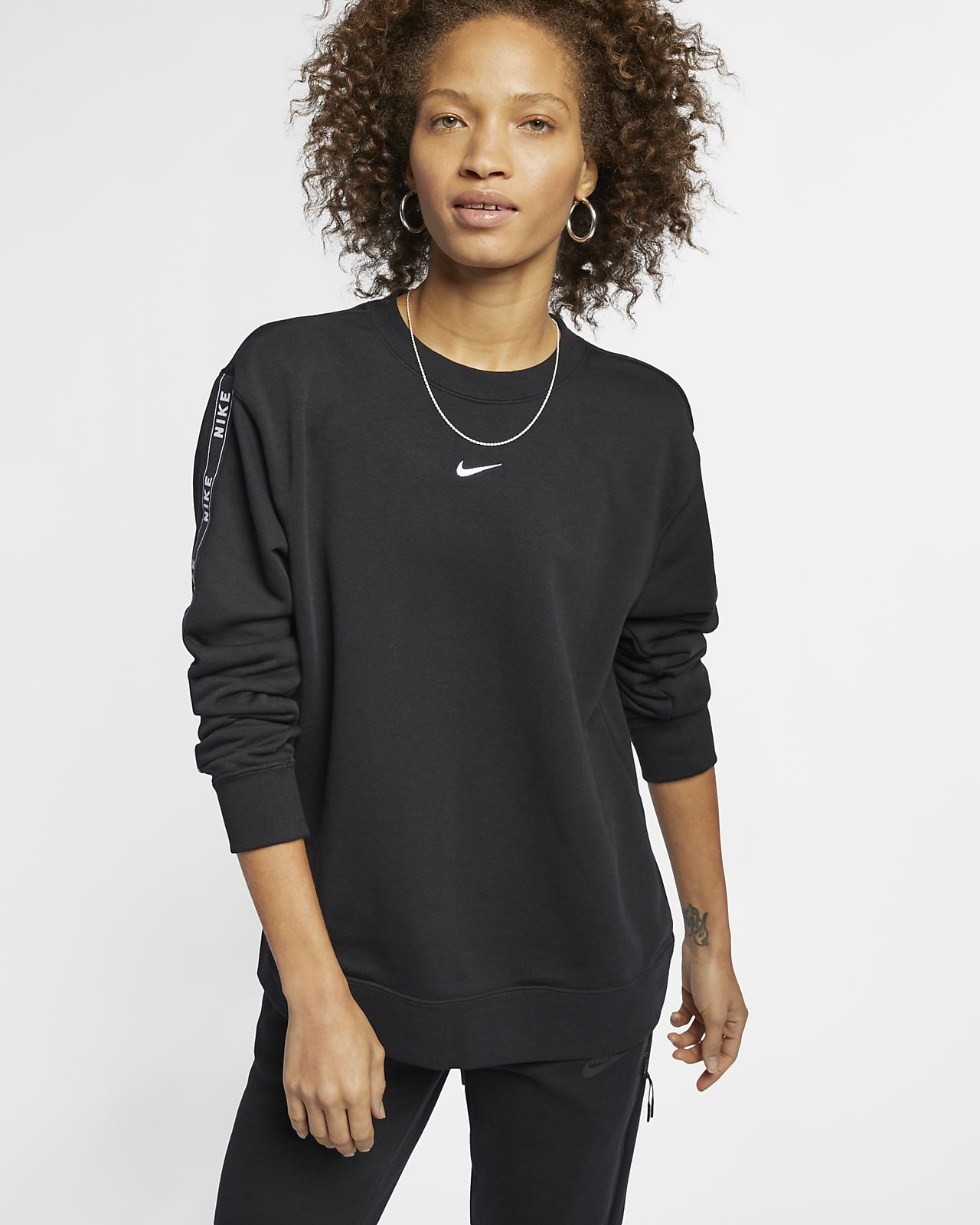 Helt nye Nike Sportswear Logo Crew. Nike.com DK HD-17