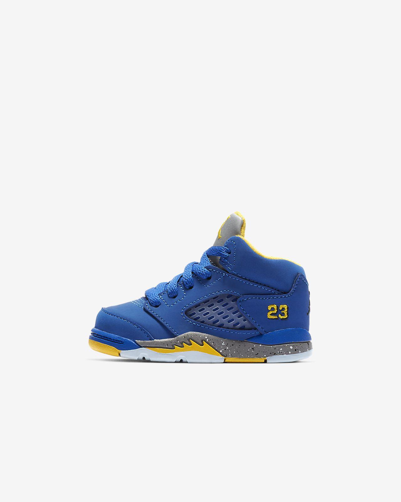 Air Jordan 5 Laney JSP Baby Toddler Shoe. Nike.com f98c93fb78b