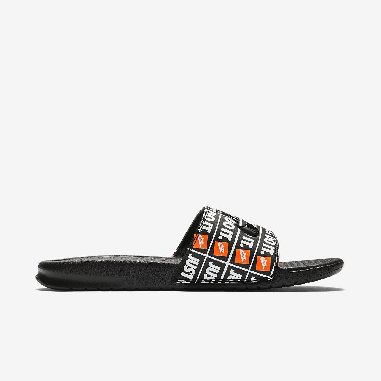 Benassi Nike Faire Juste Pantoufles Pour Les Hommes pBodC3