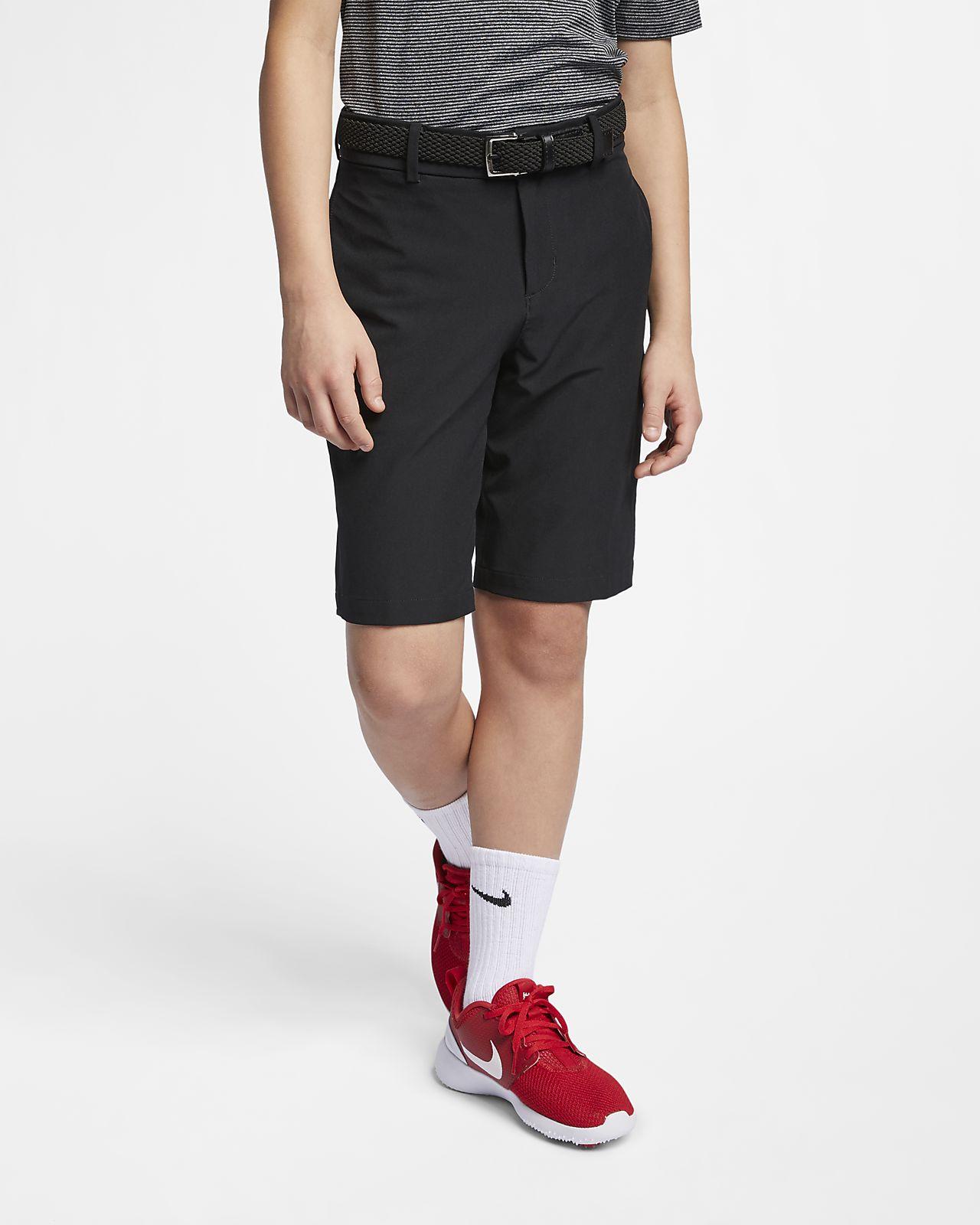 Шорты для гольфа для мальчиков школьного возраста Nike Flex