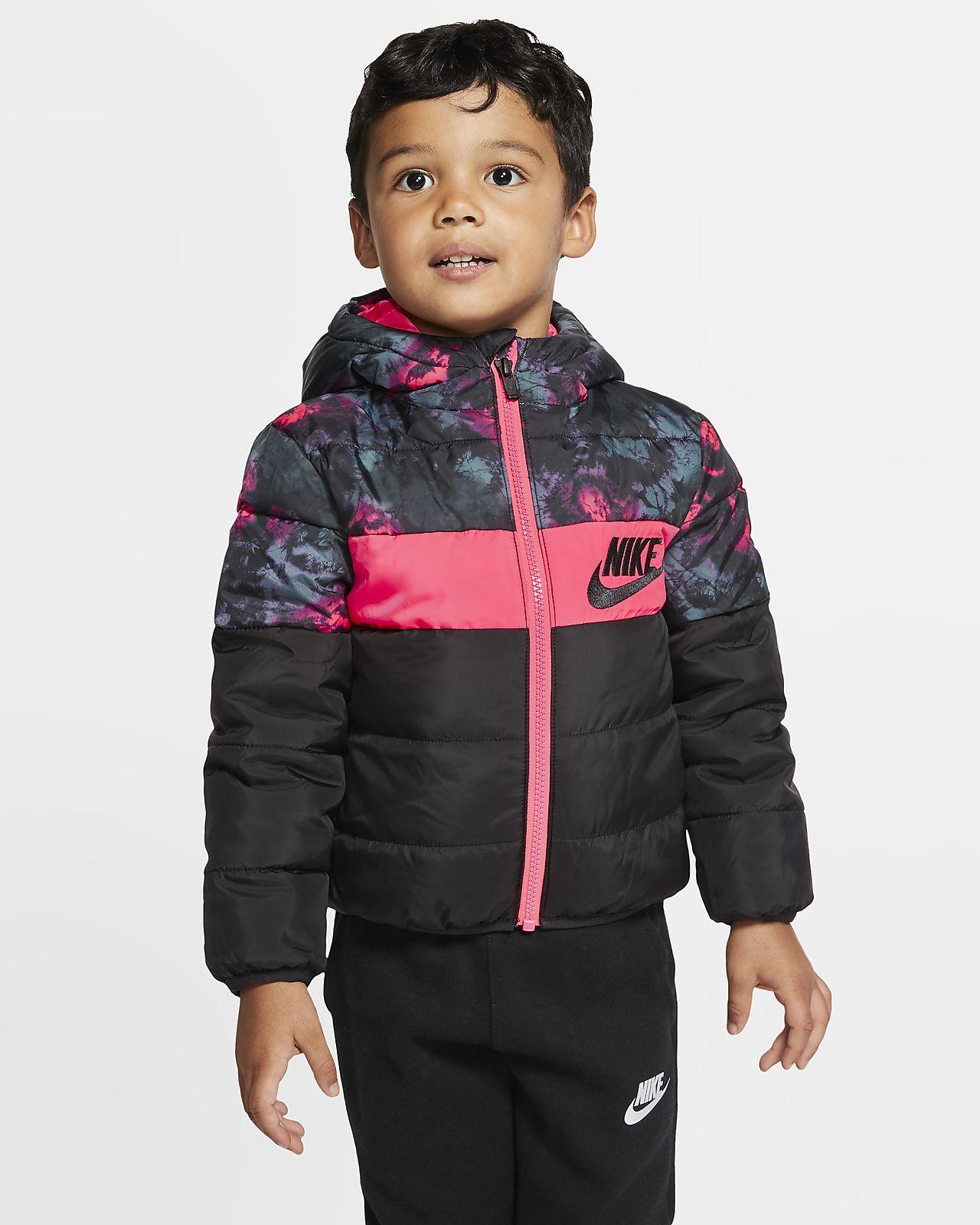 Veste courte entièrement zippée Nike Sportswear pour Petit enfant
