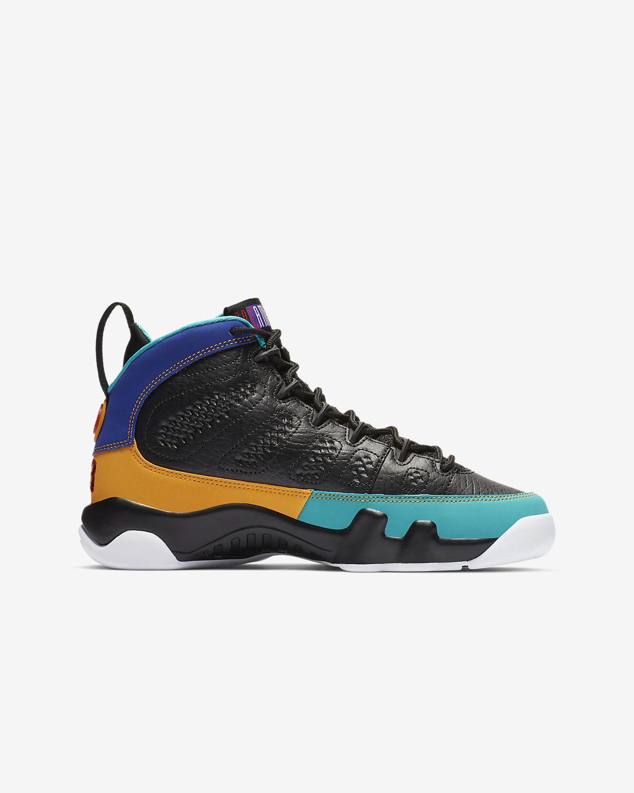 88884cee3d3044 Air Jordan 9 Retro Big Kids  Shoe. Nike.com