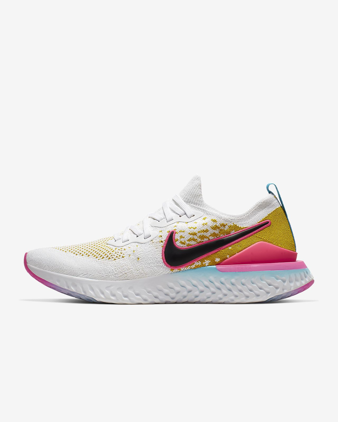online store c19eb a570c Scarpa da running Nike Epic React Flyknit 2 - Uomo