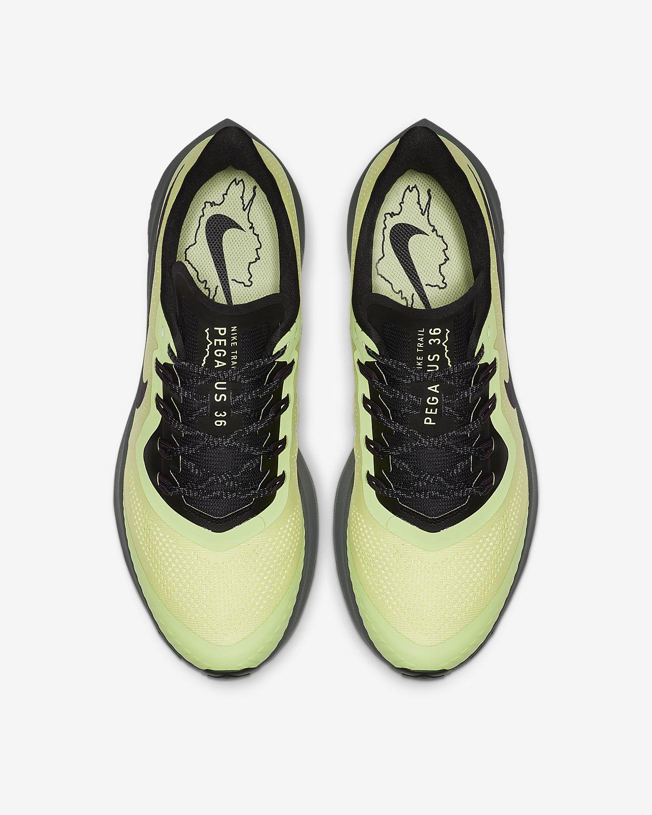 25afa816f Nike Air Zoom Pegasus 36 Trail Men's Running Shoe. Nike.com IL