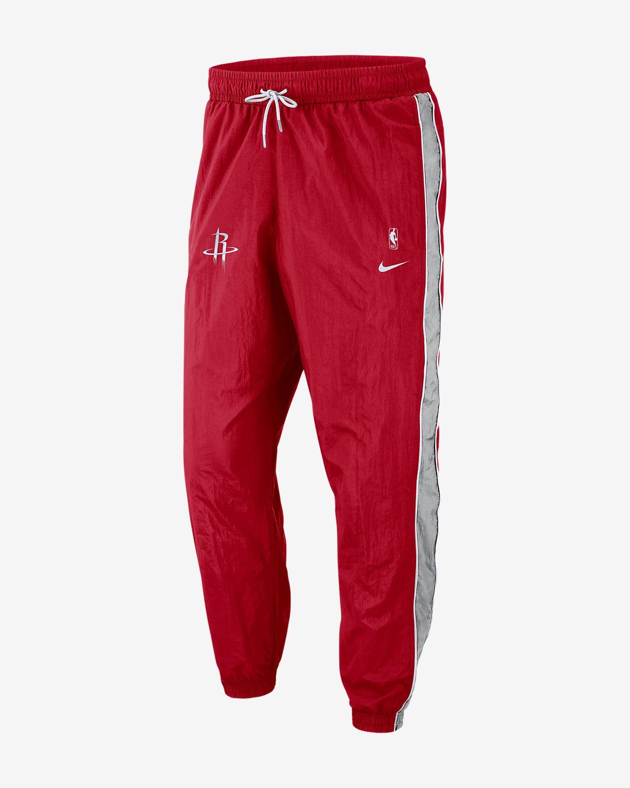 Houston Rockets Nike Men's NBA Tracksuit Pants
