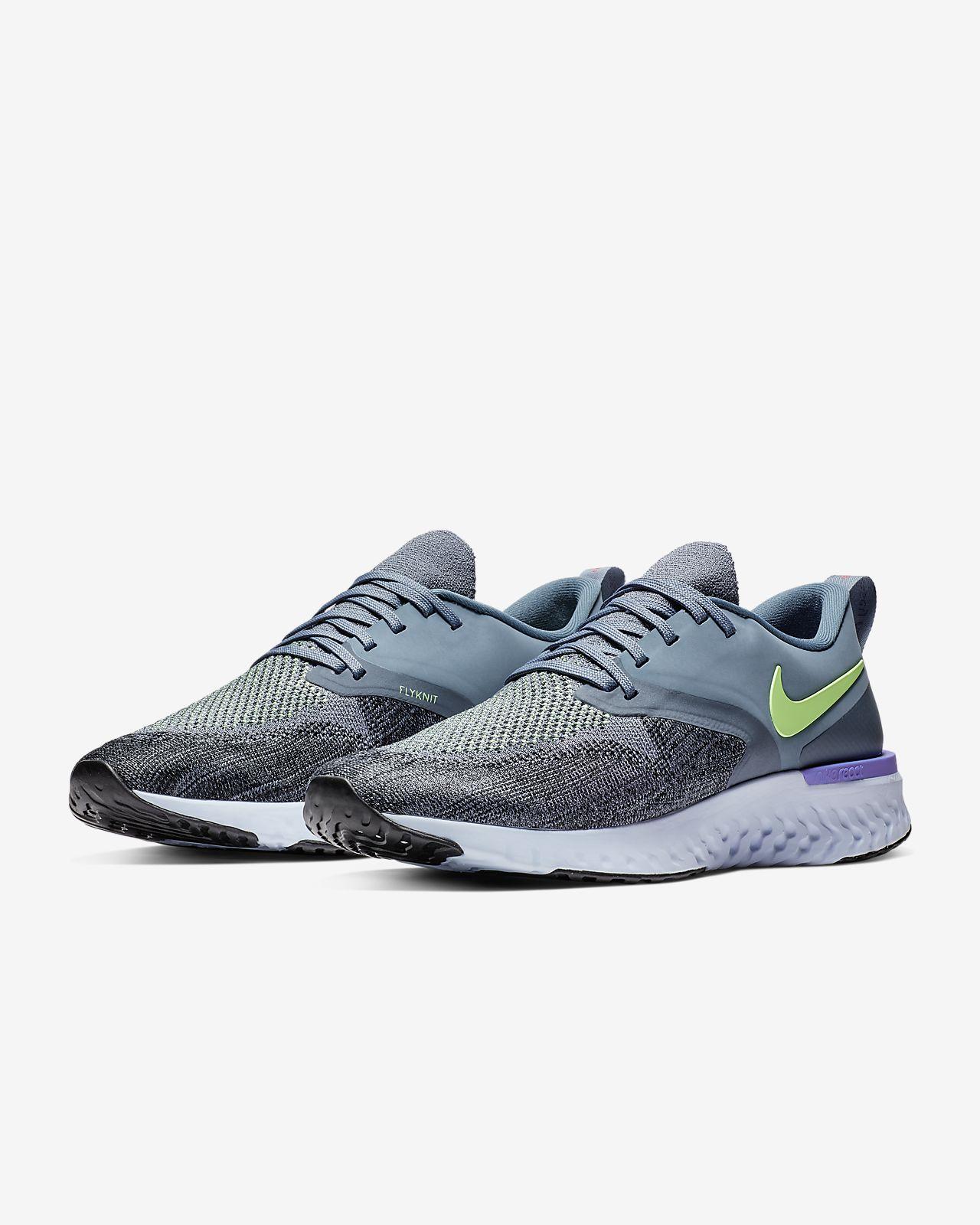979efdaba6ae6 Nike Odyssey React Flyknit 2 Men's Running Shoe. Nike.com BE