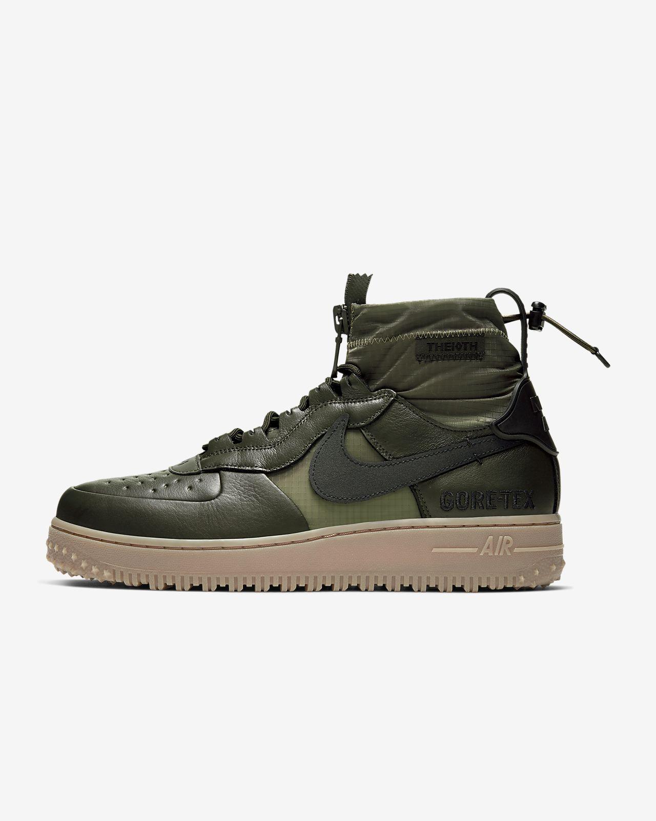 Ботинки Nike Air Force 1 Winter GORE-TEX