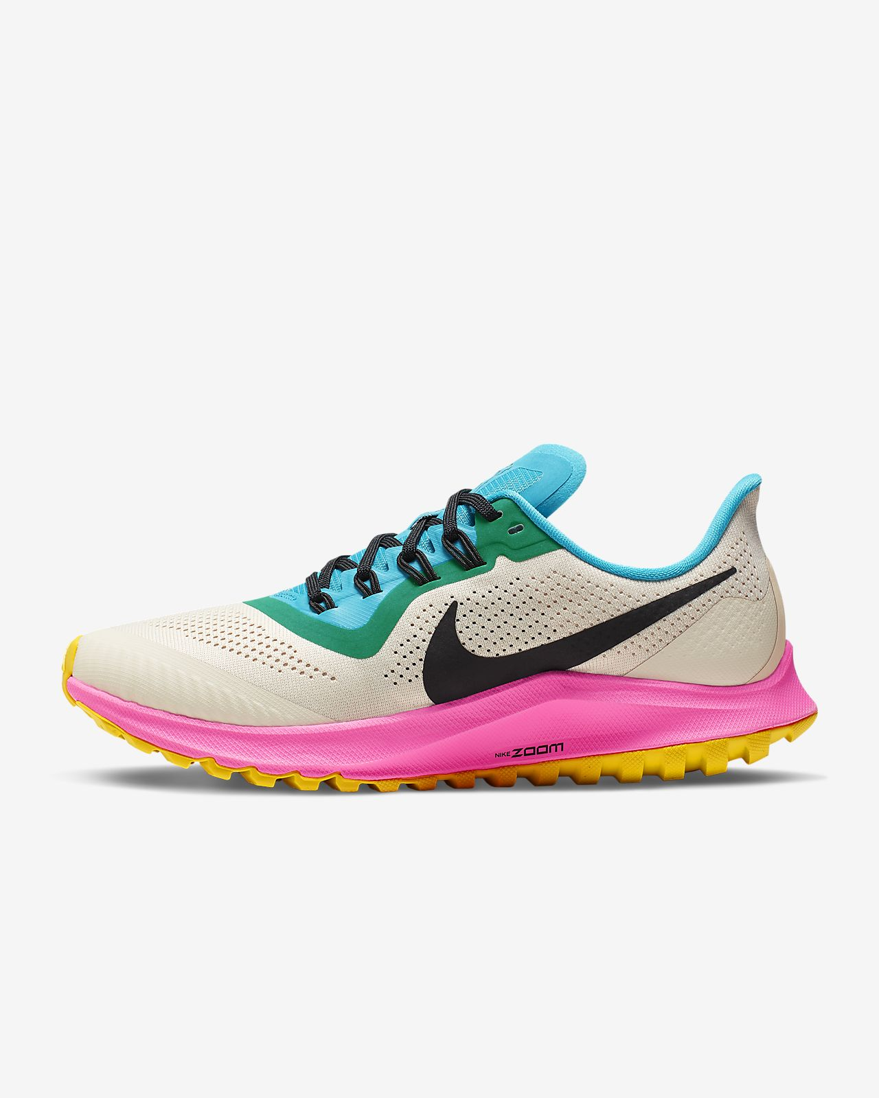 ab1c1c592502 Nike Air Zoom Pegasus 36 Trail Women's Running Shoe. Nike.com GB
