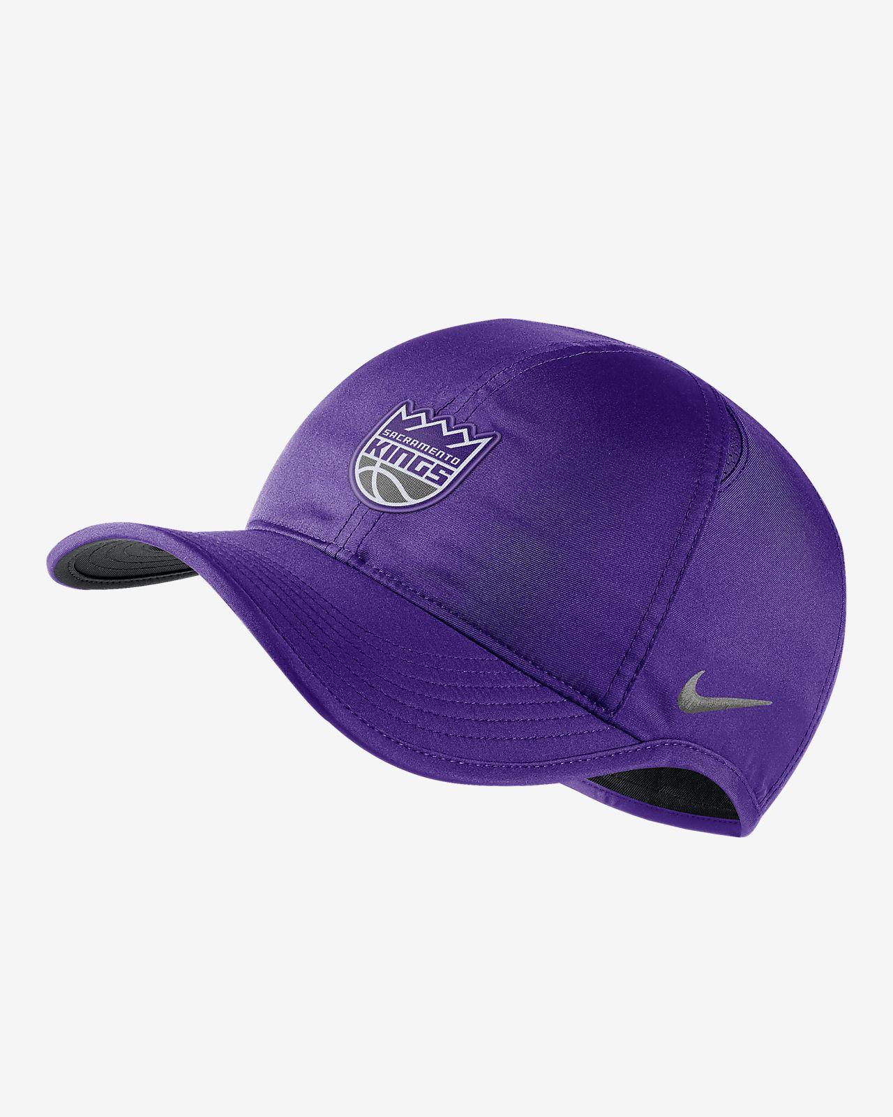 4a56197297a Sacramento Kings Nike AeroBill Featherlight NBA Hat. Nike.com