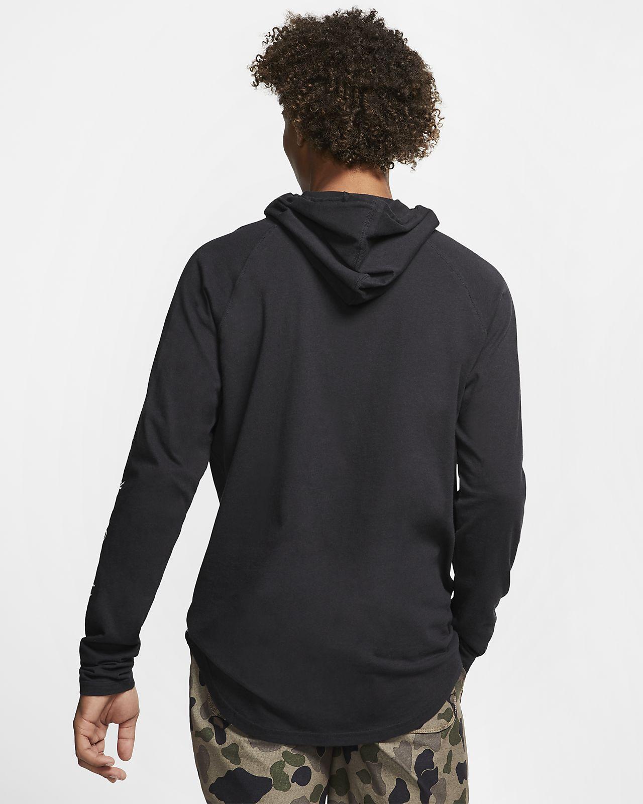 Lange Hoodie Heren.Hurley Premium Mod Hoodie Met Lange Mouwen Voor Heren Nike Com Nl