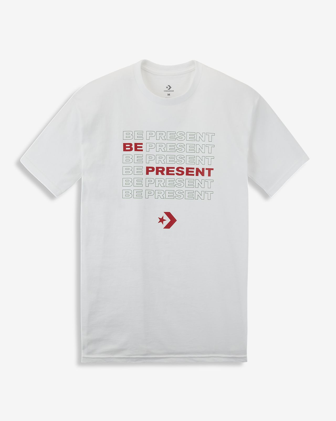 Converse Be Present Unisex T-Shirt