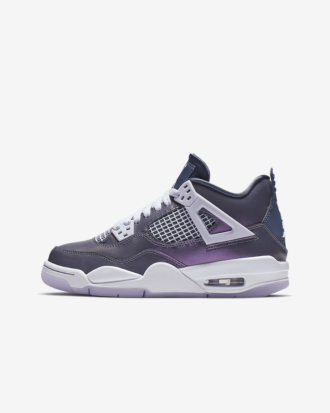 size 40 ffa90 b6ce3 Air Jordan 4 Retro SE Big Kids' Shoe