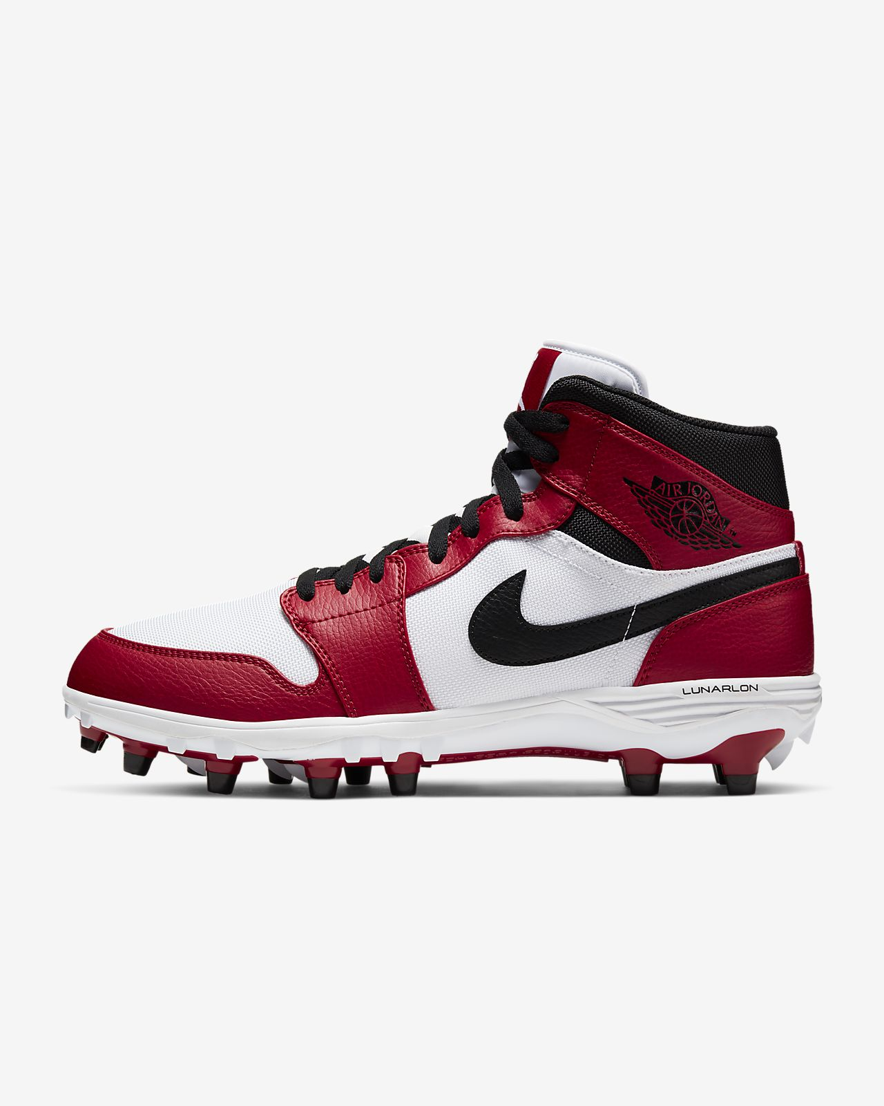 Jordan 1 TD Mid Men's Football Cleat