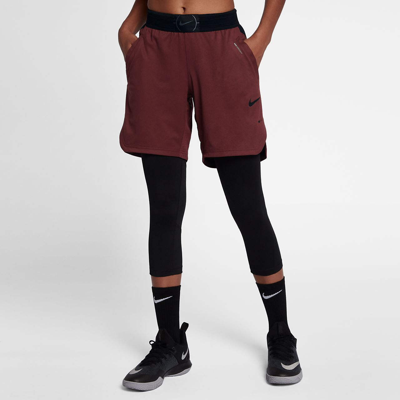 Basketball Shorts Nike Women's 8\