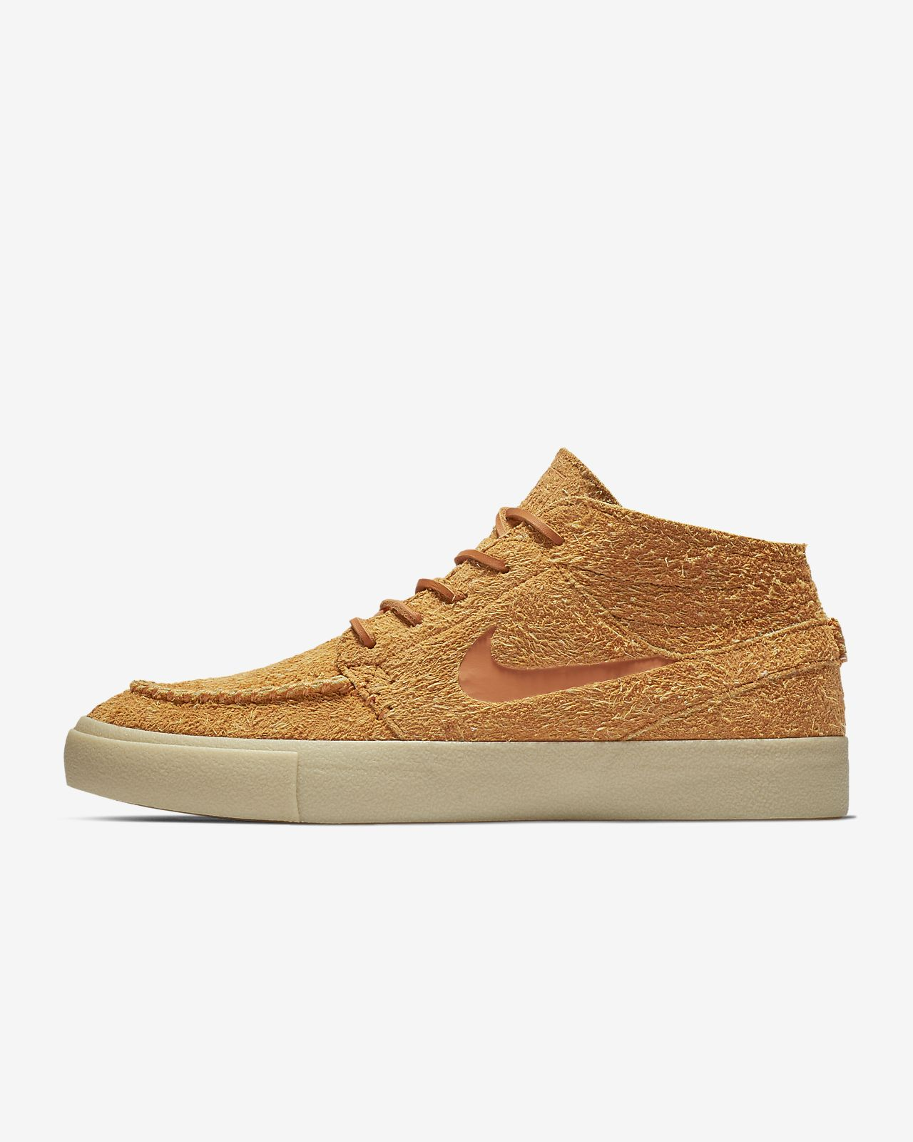 Zoom Janoski Mid RM Crafted Skate Shoes