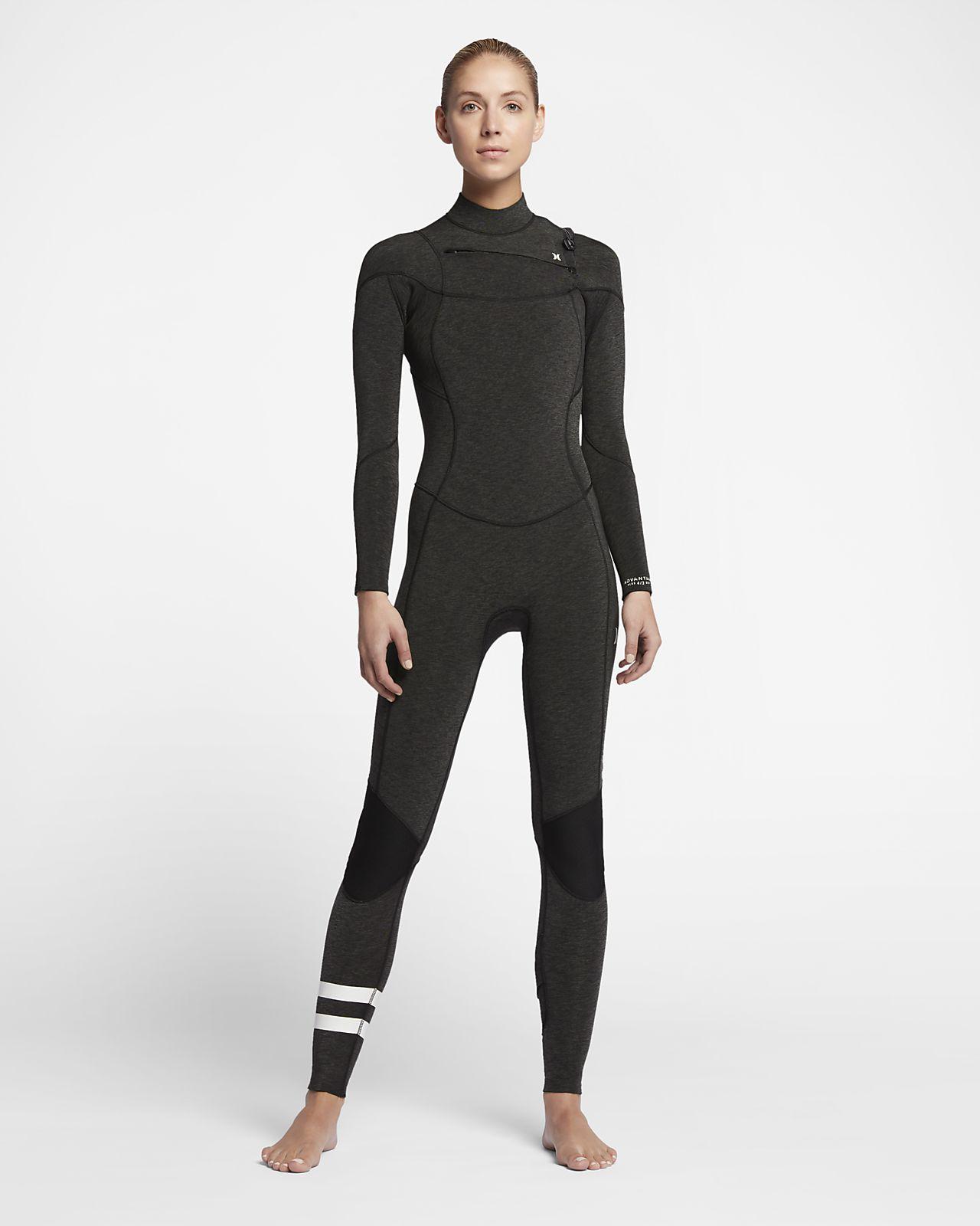 Hurley Advantage Plus 4/3mm Fullsuit – våddragt til kvinder