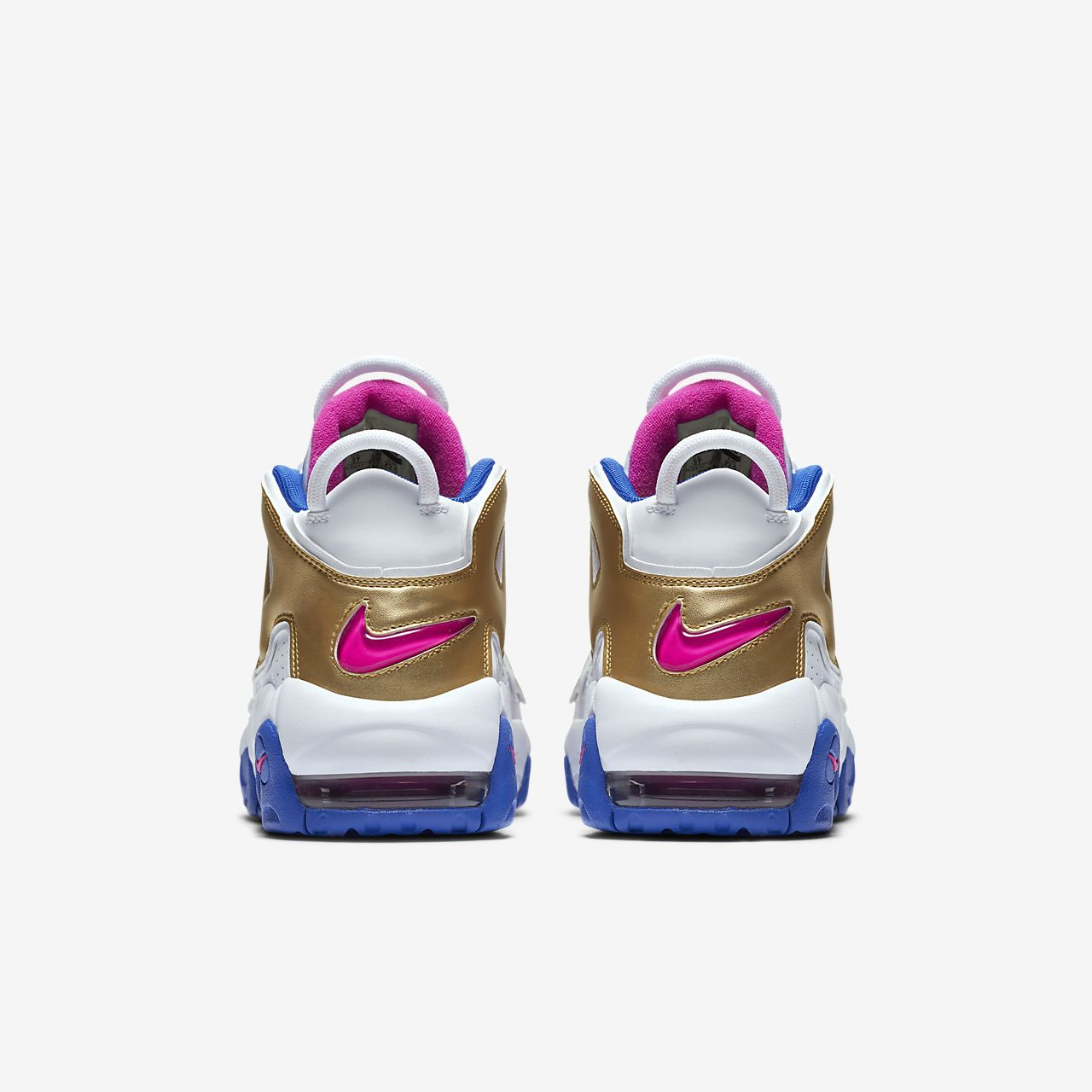 ... Nike Air More Uptempo Big Kids' Shoe