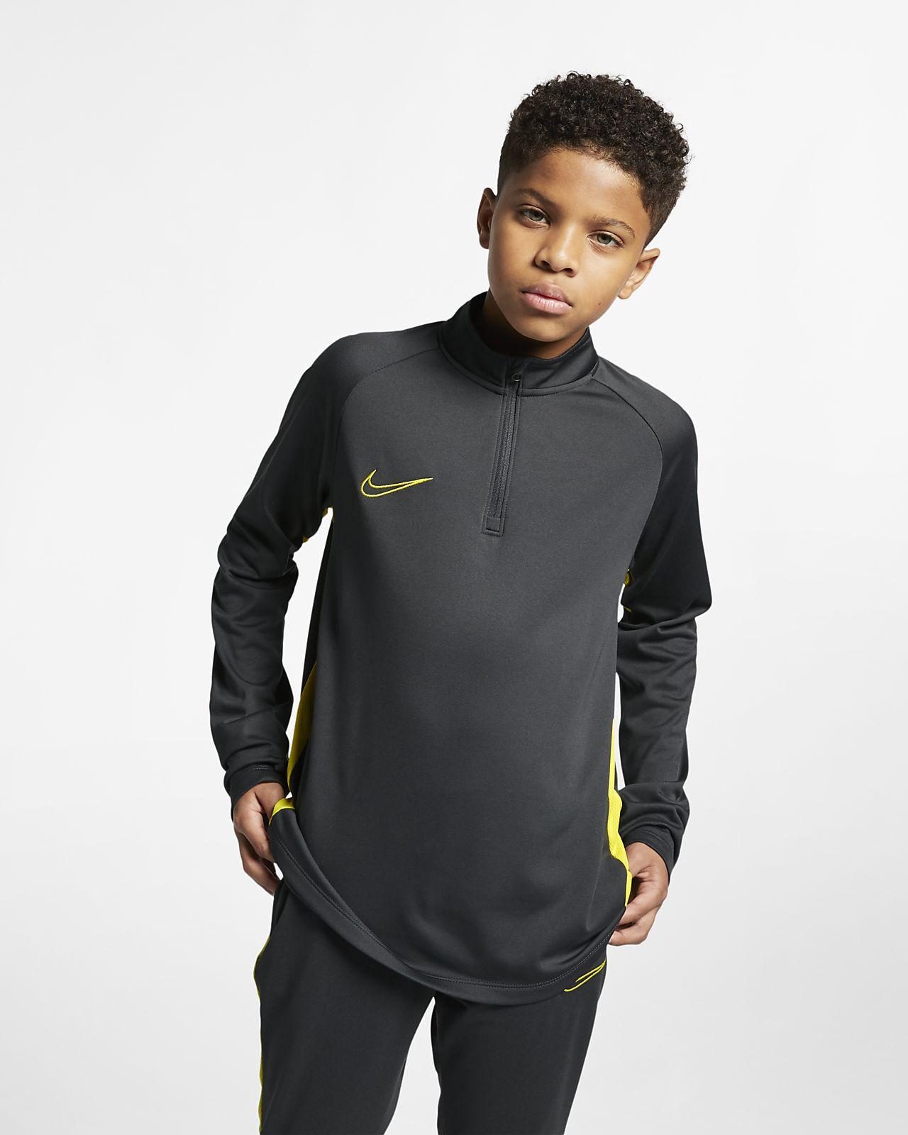Haut de football Nike Dri-FIT Academy pour Enfant plus âgé
