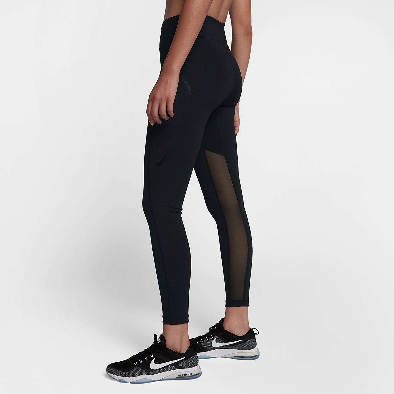Nike Power Pocket Lux Women's High-Waist Training Tights